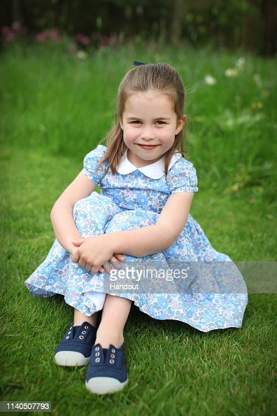 Birthday「Princess Charlotte's Fourth Birthday - Official Photographs Released」:写真・画像(13)[壁紙.com]