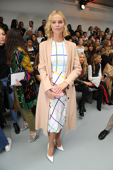 London Fashion Week「Front Row & Arrivals - Day 3 - LFW September 2016」:写真・画像(2)[壁紙.com]