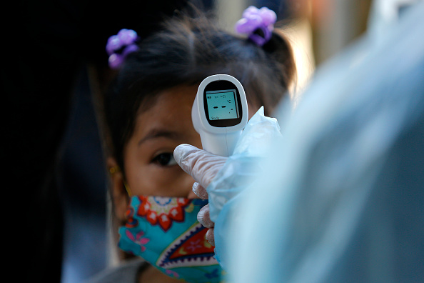 Child「Bolivian Citizens in Santiago Demand Repatriation Amid Coronavirus Pandemic」:写真・画像(10)[壁紙.com]