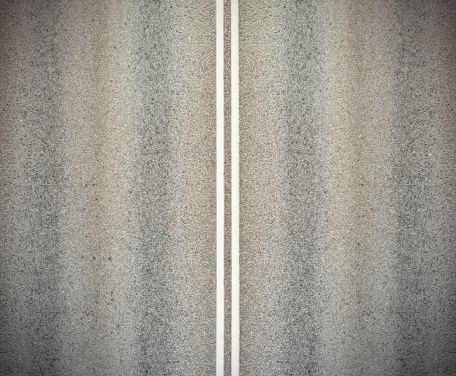 Road Marking「Road, and double white lines」:スマホ壁紙(1)