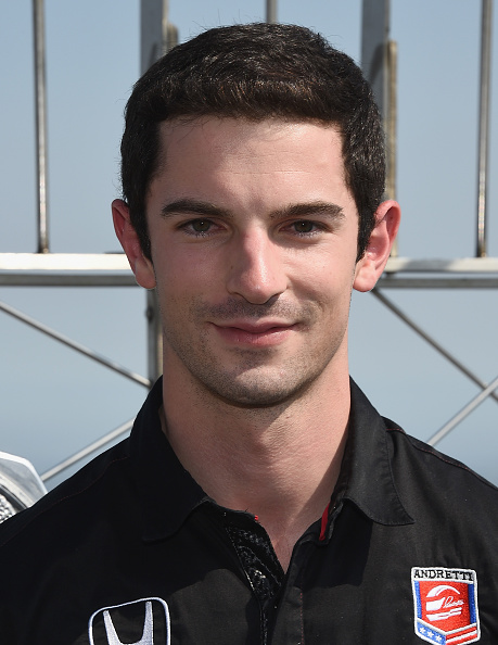 Empire State Building「100th Indianapolis 500 Winner Alexander Rossi Visits The Empire State Building」:写真・画像(17)[壁紙.com]
