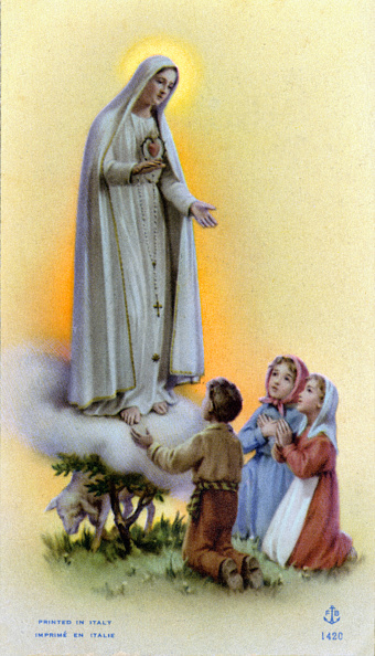 Fototeca Storica Nazionale「APPARITION OUR LADY OF FATIMA」:写真・画像(3)[壁紙.com]