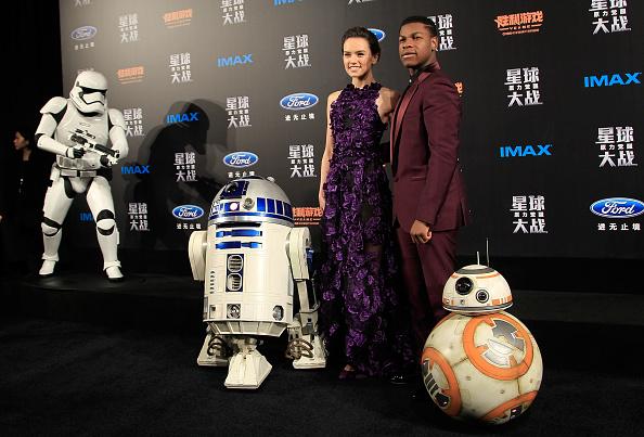 Textured「Star Wars Shanghai Fan Event」:写真・画像(7)[壁紙.com]