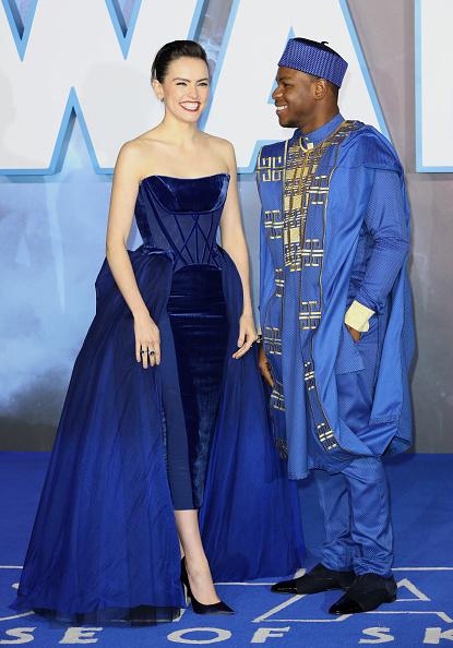 """スター・ウォーズ・シリーズ「""""Star Wars: The Rise of Skywalker"""" European Premiere - Red Carpet Arrivals」:写真・画像(5)[壁紙.com]"""