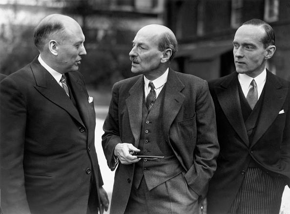 Dutch Prime Minister「Attlee In The Gardens」:写真・画像(17)[壁紙.com]