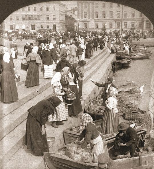 Recreational Pursuit「Market Boats」:写真・画像(2)[壁紙.com]