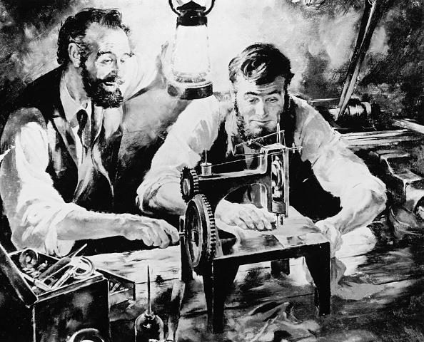 Sewing Machine「Sewing Invention」:写真・画像(17)[壁紙.com]
