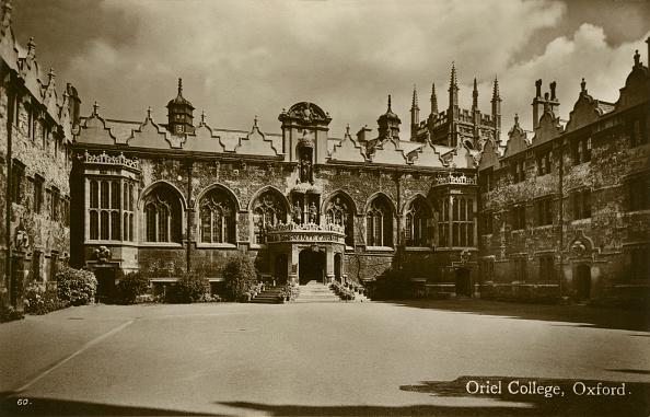 1900-1909「Oriel College」:写真・画像(4)[壁紙.com]
