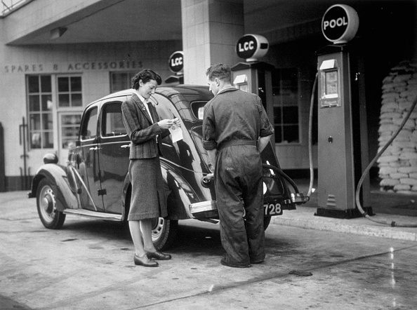 Gasoline「Petrol Rationing」:写真・画像(17)[壁紙.com]