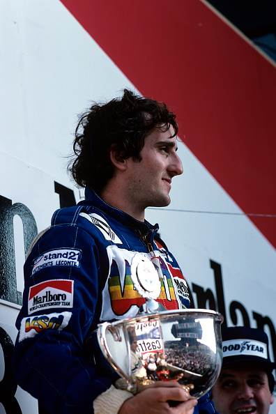 Alain Prost「Alain Prost, Alan Jones, Grand Prix Of The Netherlands」:写真・画像(16)[壁紙.com]