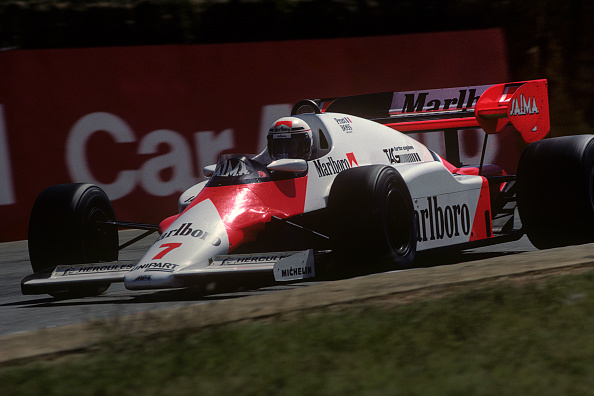 Southern Africa「Alain Prost At Grand Prix Of South Africa」:写真・画像(9)[壁紙.com]