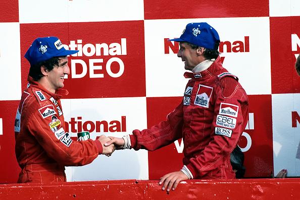 Southern Africa「Alain Prost, Niki Lauda, Grand Prix Of South Africa」:写真・画像(11)[壁紙.com]