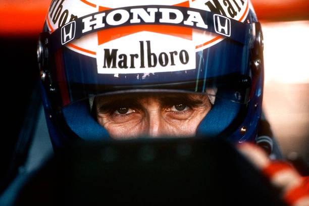 Alain Prost「Alain Prost At Grand Prix Of Japan」:写真・画像(13)[壁紙.com]