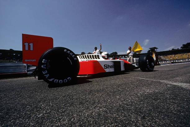 レーシングドライバー「Alain Prost At Grand Prix Of Germany」:写真・画像(15)[壁紙.com]