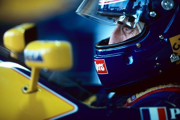 Alain Prost「Alain Prost At Grand Prix Of Brazil」:写真・画像(11)[壁紙.com]