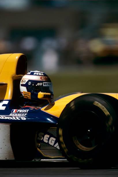 Racecar「Alain Prost At Grand Prix Of Canada」:写真・画像(7)[壁紙.com]