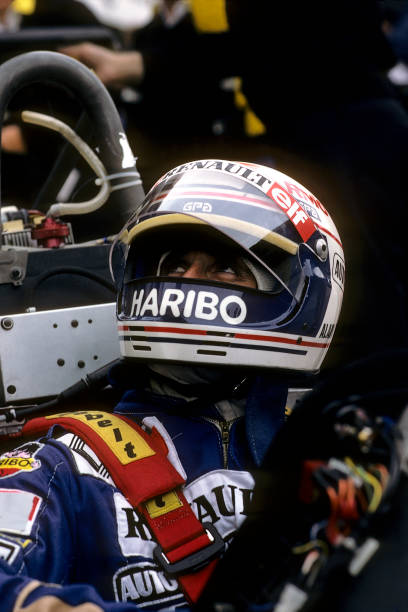Alain Prost「Alain Prost At Grand Prix Of Germany」:写真・画像(18)[壁紙.com]