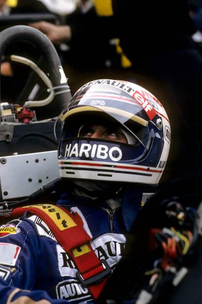 Photography「Alain Prost At Grand Prix Of Germany」:写真・画像(7)[壁紙.com]
