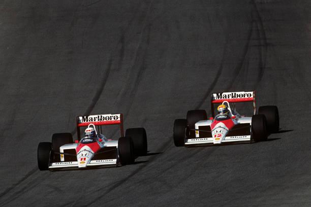 Alain Prost, Ayrton Senna, Grand Prix Of Portugal:ニュース(壁紙.com)