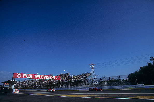 Japanese Formula One Grand Prix「Alain Prost, Ayrton Senna, Grand Prix Of Japan」:写真・画像(14)[壁紙.com]