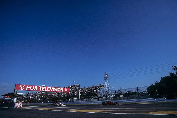 Japanese Formula One Grand Prix「Alain Prost, Ayrton Senna, Grand Prix Of Japan」:写真・画像(13)[壁紙.com]