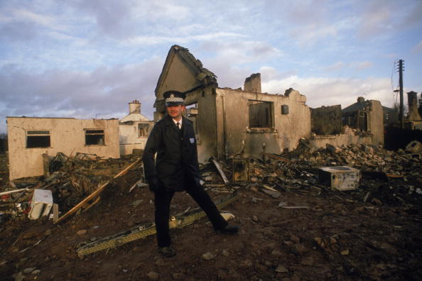 Tom Stoddart Archive「Lockerbie Ruins」:写真・画像(3)[壁紙.com]
