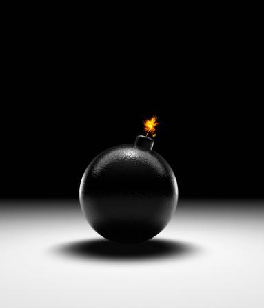 Bomb「Lit bomb」:スマホ壁紙(18)