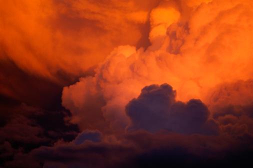 Hell「Storm cloud pattern」:スマホ壁紙(13)