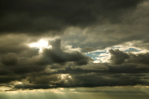 Thunder「Storm clouds」:スマホ壁紙(18)