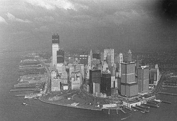Lower Manhattan「Skyscraper Skyline」:写真・画像(14)[壁紙.com]