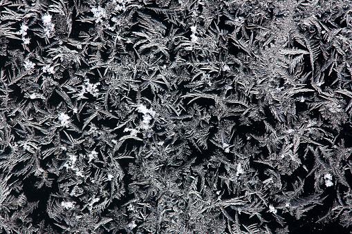 Devon「Frost on a car window, in Devon, England, UK」:スマホ壁紙(19)
