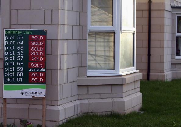 柿「UK's Biggest Housebuilder Postpones Start On New Homes As Sales Slump」:写真・画像(1)[壁紙.com]