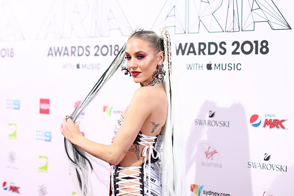 Arrival「32nd Annual ARIA Awards 2018 - Arrivals」:写真・画像(19)[壁紙.com]