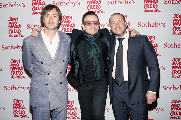 出来事「Jony And Marc's (RED) Auction - Red Carpet」:写真・画像(11)[壁紙.com]