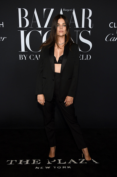 "Arrival「Harper's BAZAAR Celebrates ""ICONS By Carine Roitfeld"" At The Plaza Hotel Presented By Cartier - Arrivals」:写真・画像(9)[壁紙.com]"