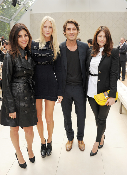 Kensington Gardens「Burberry Spring Summer 2012 Womenswear Show - Front Row And Backstage」:写真・画像(9)[壁紙.com]