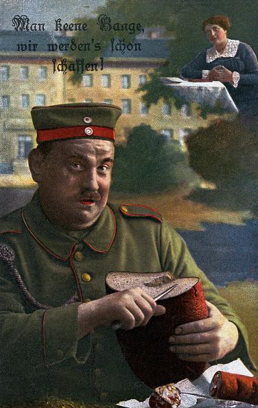 Loaf of Bread「WW1 German Propaganda」:写真・画像(4)[壁紙.com]
