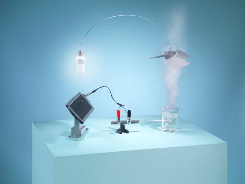 Power Supply「Solar and Steam Energy」:スマホ壁紙(0)