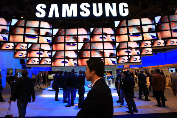 Samsung「The International Consumer Electronics Show Highlights Latest Gadgets」:写真・画像(3)[壁紙.com]
