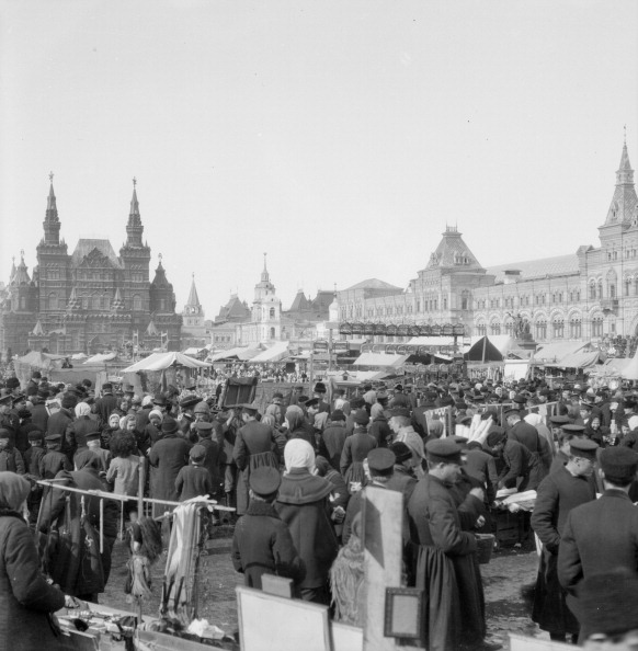 Red Square「Market Day in Red Square Moscow」:写真・画像(19)[壁紙.com]