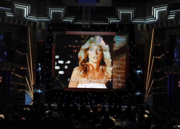 Farrah Fawcett「16th Annual Screen Actors Guild Awards - Show」:写真・画像(6)[壁紙.com]