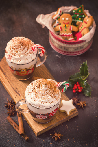 Candy Cane「Hot Chocolate for The Christmas」:スマホ壁紙(4)