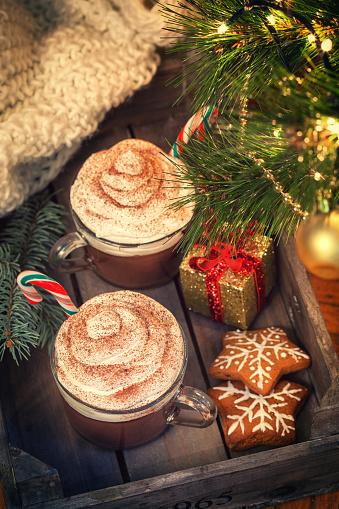 Spice「Hot Chocolate for Christmas」:スマホ壁紙(9)