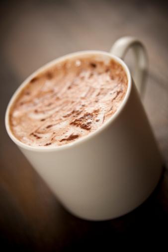 ココア「Hot Chocolate Beverage」:スマホ壁紙(11)