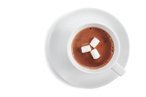 ココア「Hot Chocolate with marshmellows」:スマホ壁紙(16)