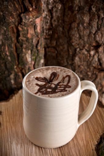 ココア「ホットチョコレート」:スマホ壁紙(19)