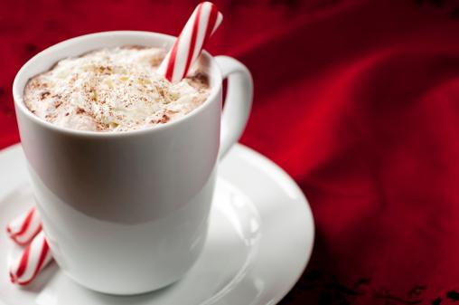 Mint Leaf - Culinary「Hot Chocolate」:スマホ壁紙(3)