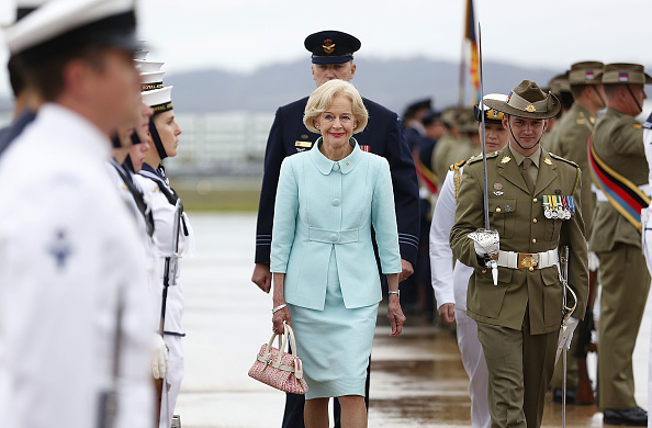 Governor General「Canberra Farewells Australian Governor-General Quentin Bryce」:写真・画像(16)[壁紙.com]