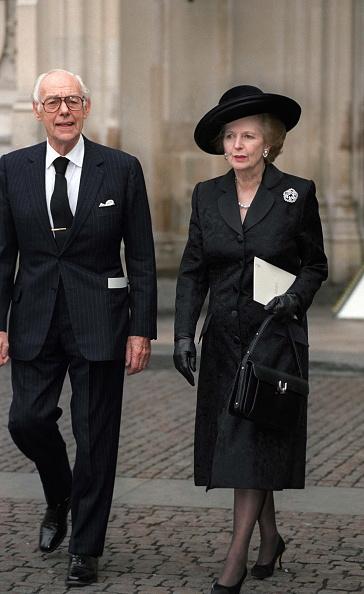 Tim Graham「Sir Denis And Margaret Thatcher」:写真・画像(4)[壁紙.com]