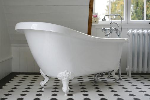 Cast Iron「Vintage bath」:スマホ壁紙(9)